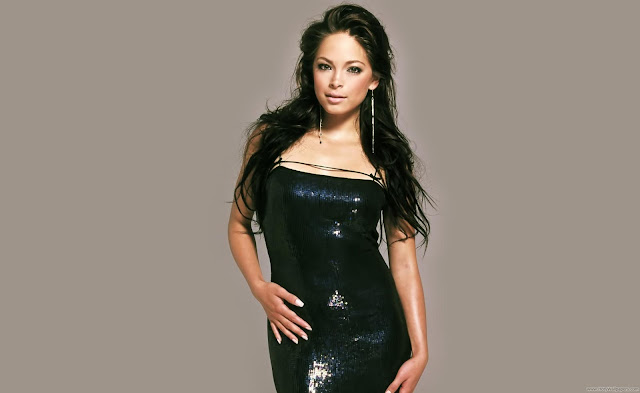 Actress Kristin Kreuk Wallpaper