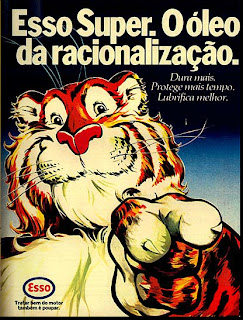 propaganda Esso - 1977.  brazilian advertising cars in the 70. os anos 70. história da década de 70; Brazil in the 70s; propaganda carros anos 70; Oswaldo Hernandez;