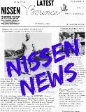 """Nissen News"" BLOG"