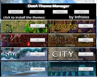 dota theme manager
