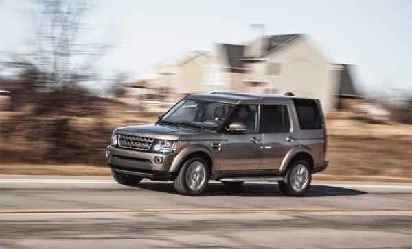 2015 Land Rover LR4 Price Canada