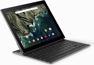 Pixel C, o tablet do Google