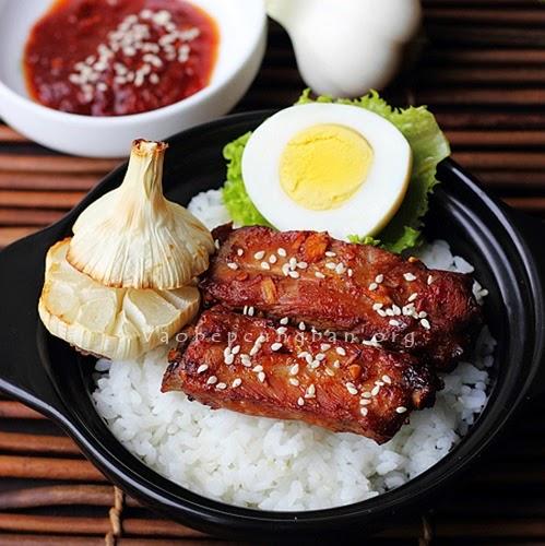 Cách làm sườn nướng Hàn Quốc cực dễ