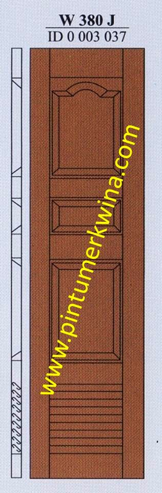 PINTU BESI TYPE W380 J