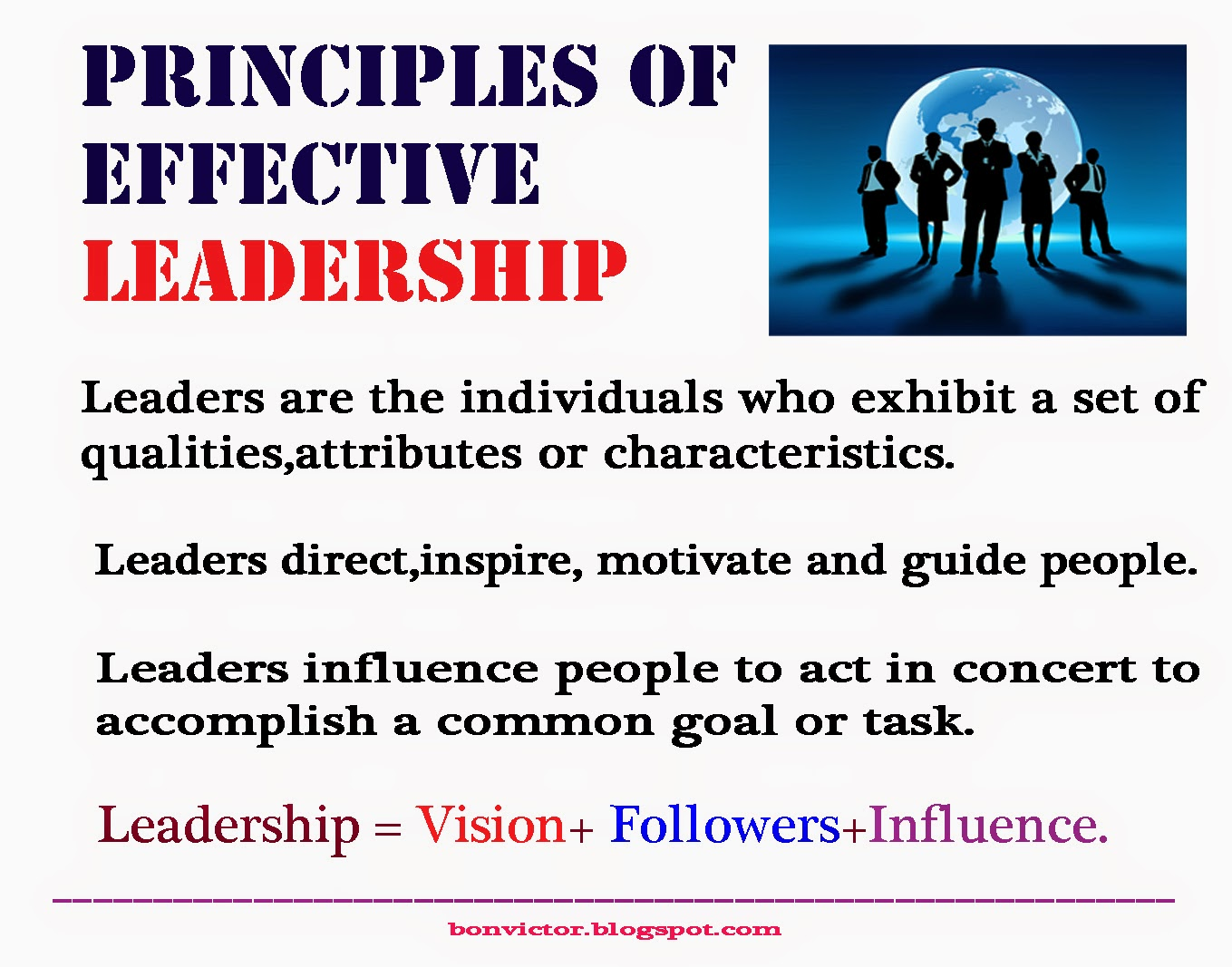 effective leader Are your leadership skills effective here are eight things you can to do improve them.