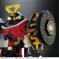 Super Sentai Artisan DX Shinken-Oh official image 02