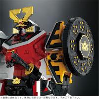 Super Sentai Artisan DX Shinken-Oh official image 02