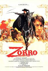 El zorro (1975) DescargaCineClasico.Net
