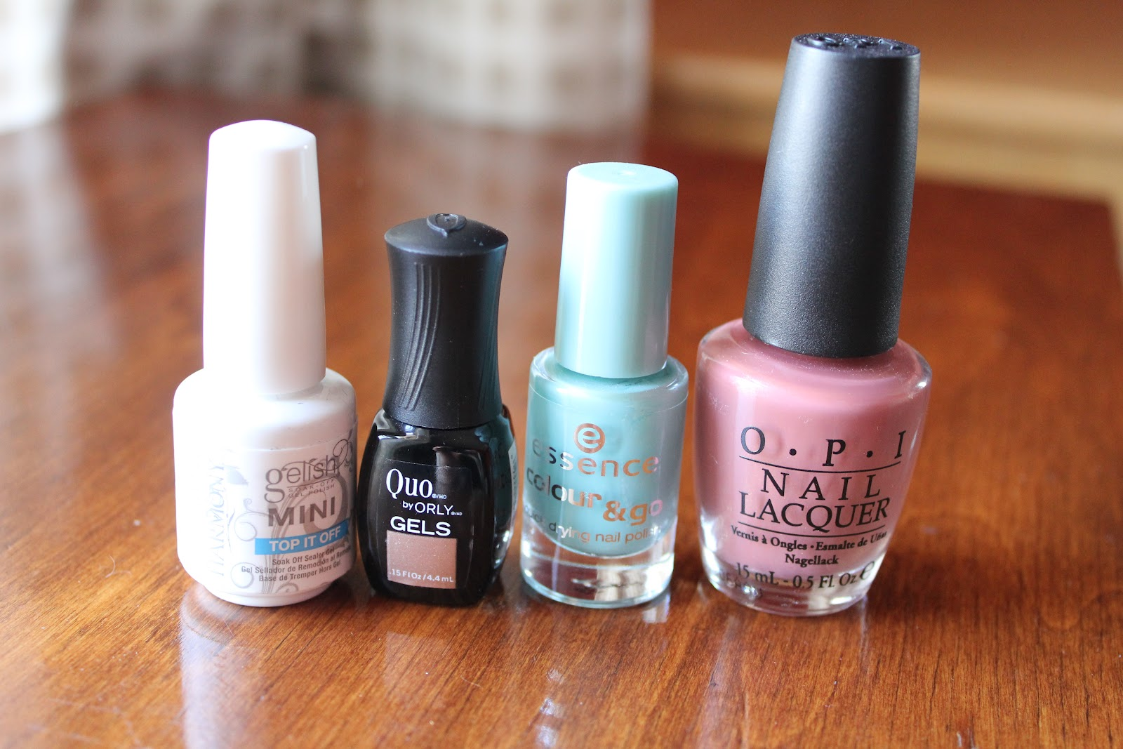 thesmalllittlethingsinlife: QUO by Orly Gels - New nail polish alert!