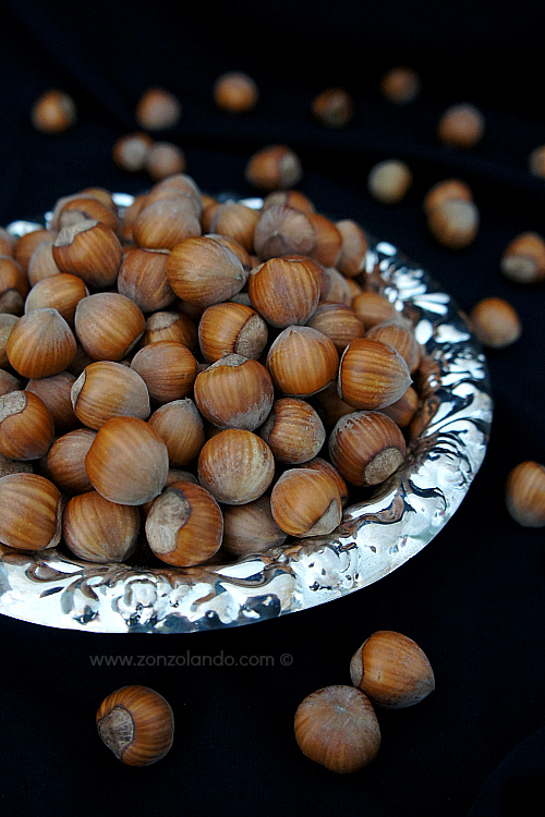 Ode alla nocciola hazelnut poem ingredient