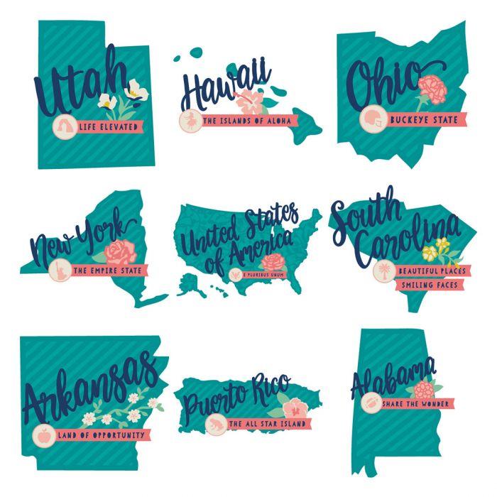 CTMH - Hello USA