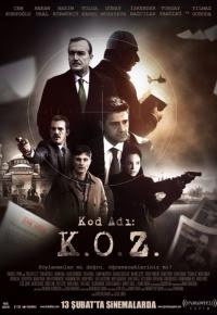 Kod Adı K.O.Z seyret