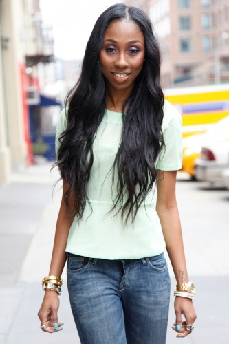 Natural Hair Weave Styles