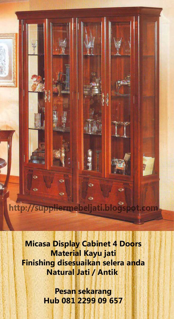 supplier mebel jati jual furniture mebel jati jepara murah