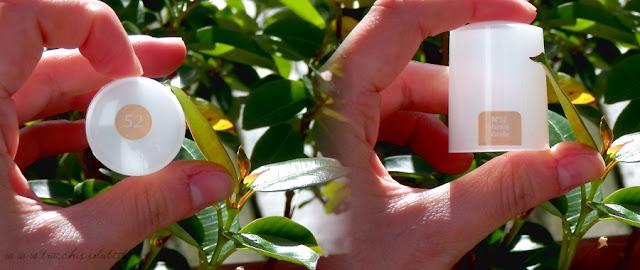 fondotinta biodetox n°52 vanilla