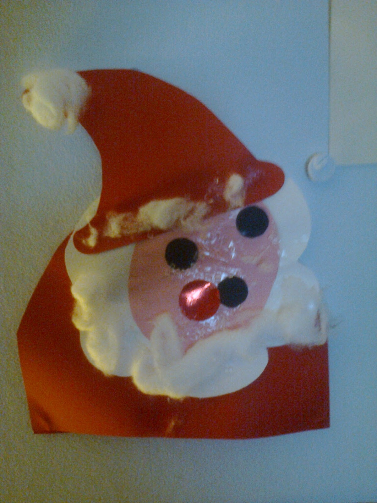 Santa - I think