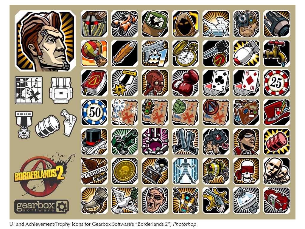 Game Design Gearbox