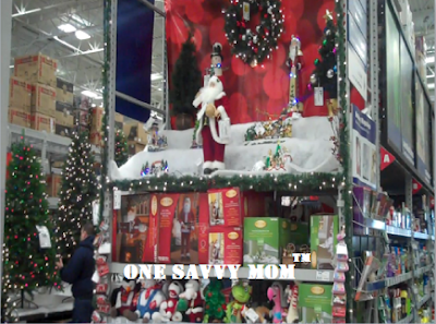 2011 indoor outdoor holiday decor from lowes