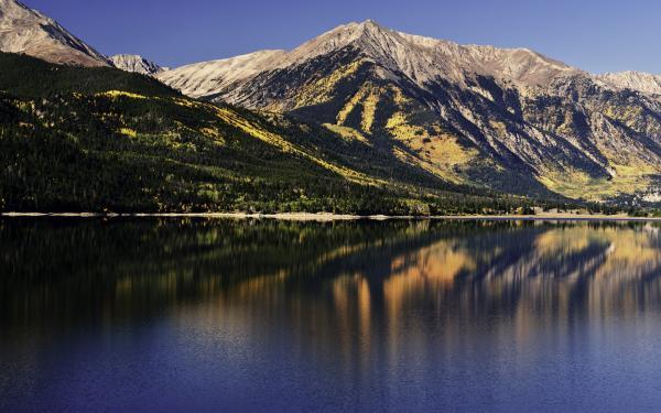 Imagem fantastica de paisagem