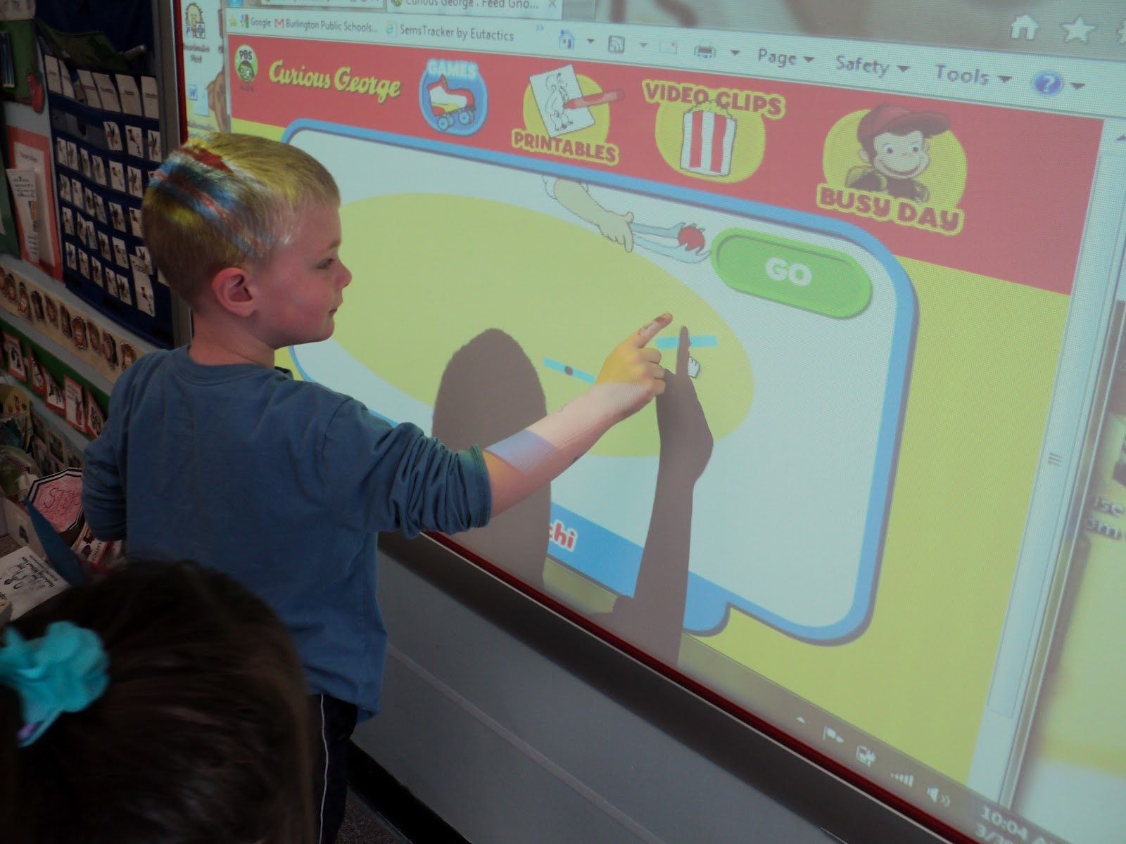 Modern Technologies Used In Classroom ~ Cub cadets classroom news new technology into the preschool