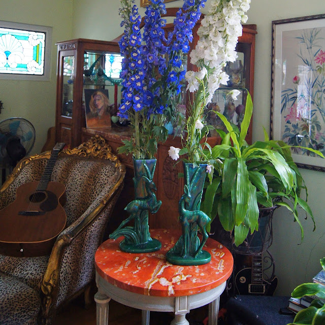 Picked Up These Amazingly Large Delphiniums At The English Garden In Laguna  Beach. Hoping To Have Time This Week To Set Up A Still Life. THE ENGLISH  GARDEN