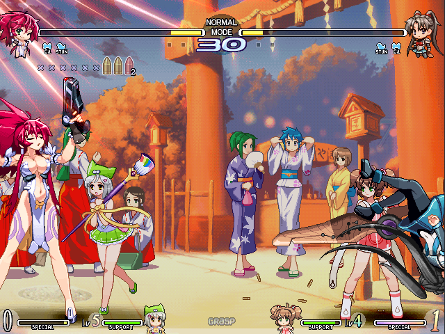 Vanguard Princess Senjin no Himegimi PC Full EXE Descargar 1 Link 2012