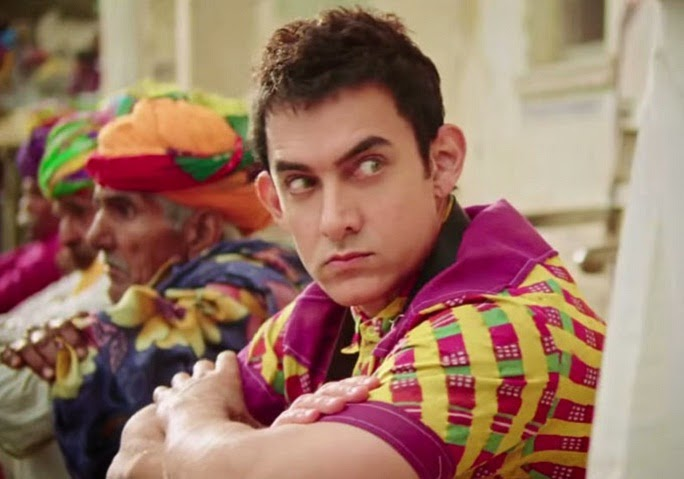 Aamir Khan PK film funny HD Pictures