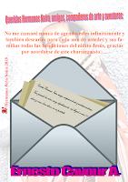 CARTA DE AGRADECIMIENTO DEL MAESTRO DEL CHARANGO