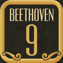 Beethoven's 9th Symphony App iTunes App Icon Logo By Touch Press - FreeApps.ws