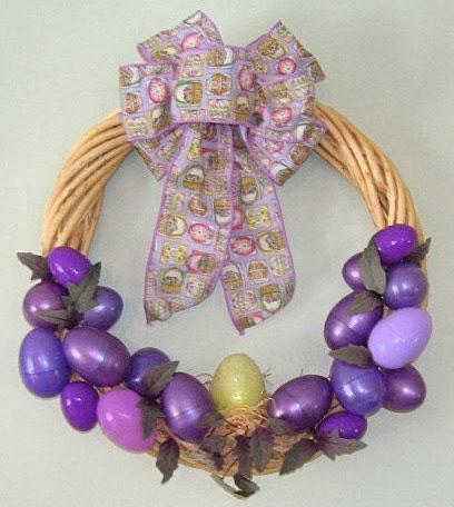 Coronas de Pascua, parte 1