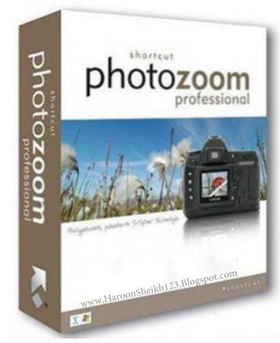 PhotoZoom Professional 4.1.0 - Русская версия. Скачать бесплатно Online Ar