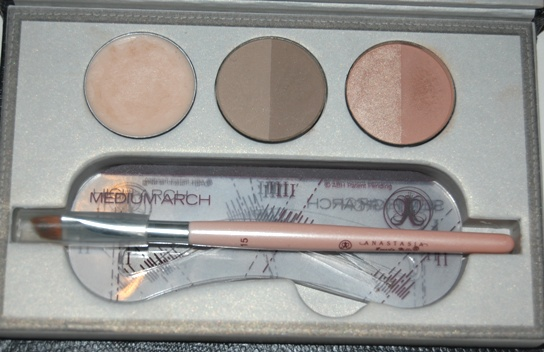 Beauty and reverie...: Anastasia Beauty Express for brows and eyes ...