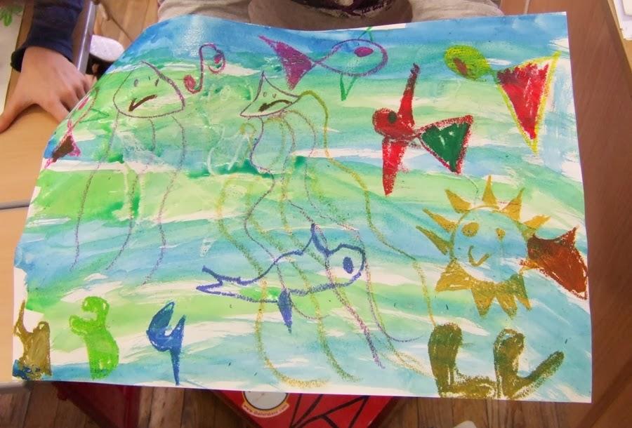 Malujeme s dětmi
