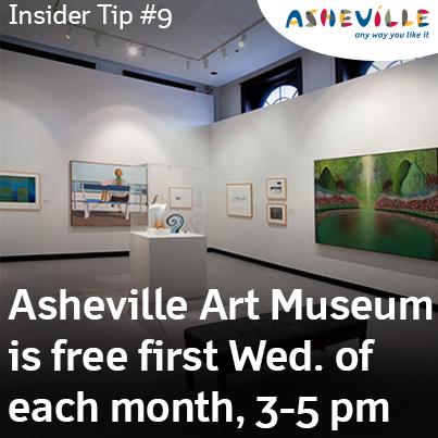 Asheville Insider Tip: Asheville Art Museum