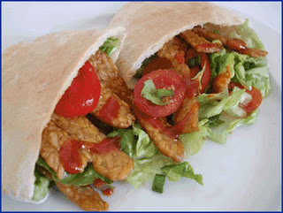 Cara Membuat Kebab Turki Tempe