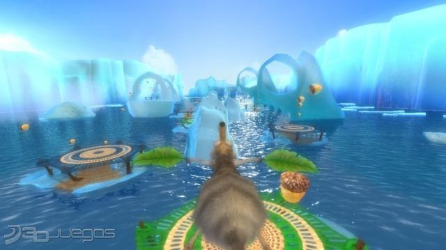 Ice Age 4 La formación de los Continentes Juegos en el Ártico PC Full Español Descargar