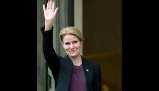 helle thorning photos