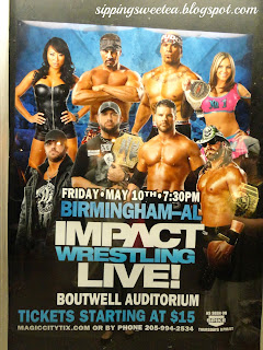 Impact Wrestling House Show