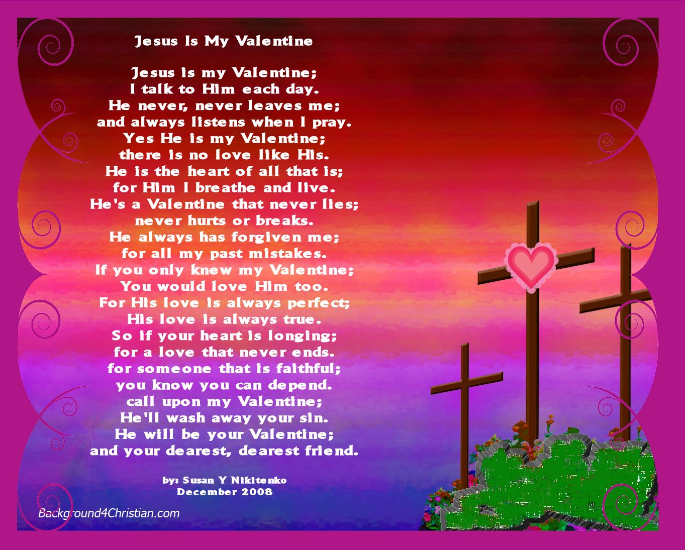 source - Christian Valentine Poems