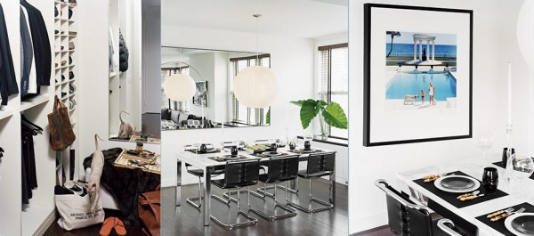 Celebrity Home Photographs by Douglas Friedman: Giorgo Armani Home 6