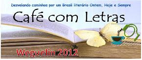 Café com Letras 2012