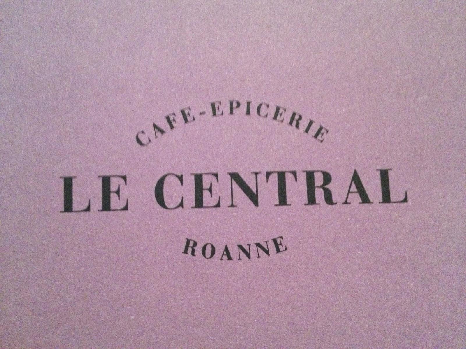 Bonne Adresse #6 : Le Central - Café épicerie de la Maison Troisgros