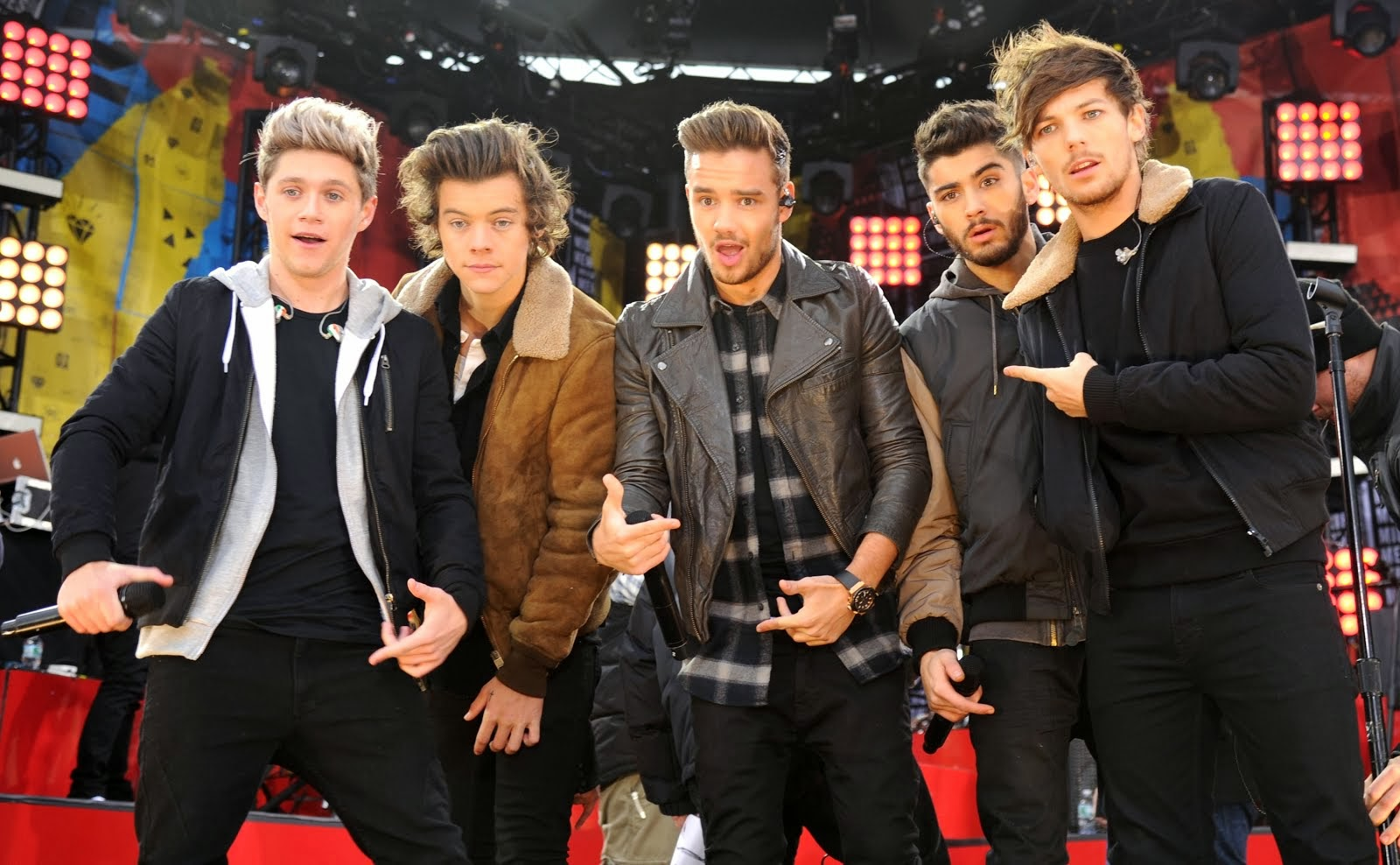 Imaginy z One Direction