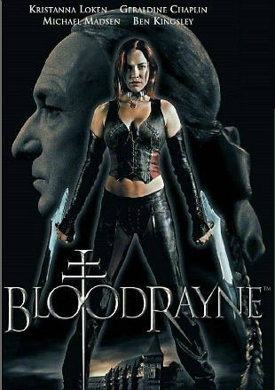 Bloodrayne 2005 Dual Audio Hindi 300MB BluRay 480p x264 ESubs