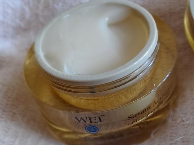 WEI Beauty Sirtuin Activator Anti-Aging Gel Cream
