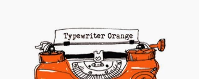 typewriterorange