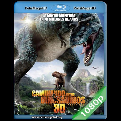 CAMINANDO CON DINOSAURIOS (2013) FULL 1080P HD MKV ESPAÑOL LATINO