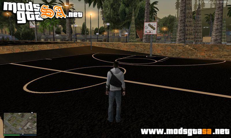SA - Street Basketball em HD