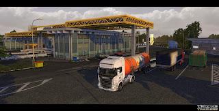 Trucks and trailers 02