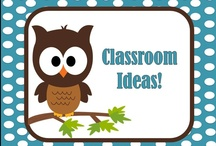 Fern Smith's Classroom Ideas ~ Classroom Ideas Pinterest Board.